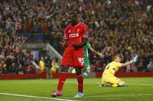 Liverpool-v-Ludogorets